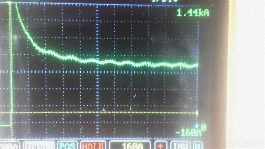 相関コンプレッション波形