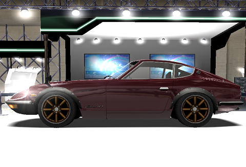 ドリスピ 240ZG (1)