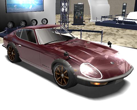 ドリスピ 240ZG (3)