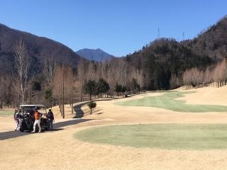 女子会ゴルフ_02