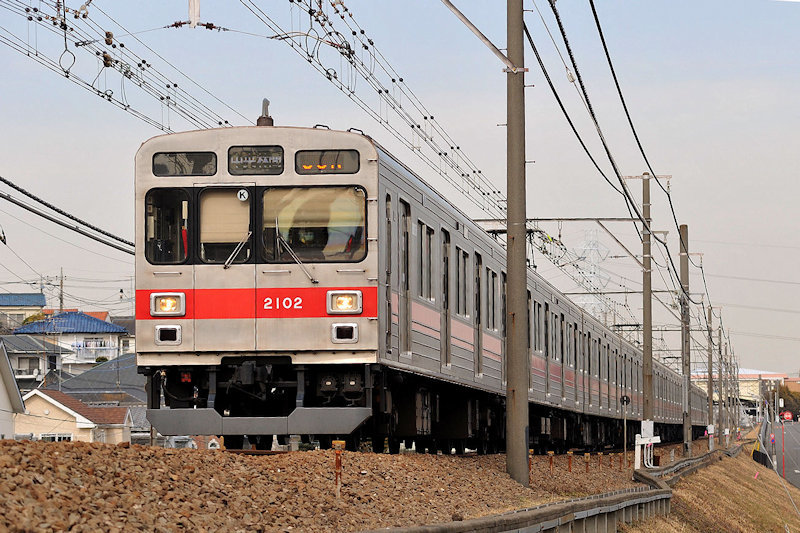 5934_東急2000系