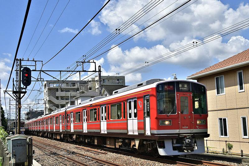 5958_赤い電車