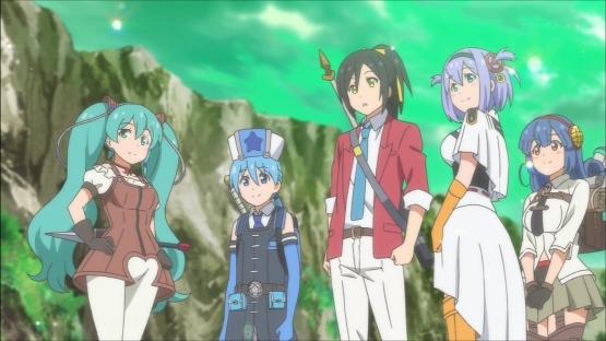 春の新アニメ『社長、バトルの時間です!(シャチバト)』1話感想・・・吉崎先生ソシャゲアニメだけど、これはけものフレンズになれそうにない(´・ω・`)