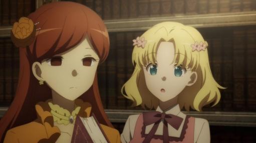 『乙女ゲームの破滅フラグしかない悪役令嬢に転生してしまった…』8話感想・・・2週連続でアニオリ! メアリとアランが優遇された回だった