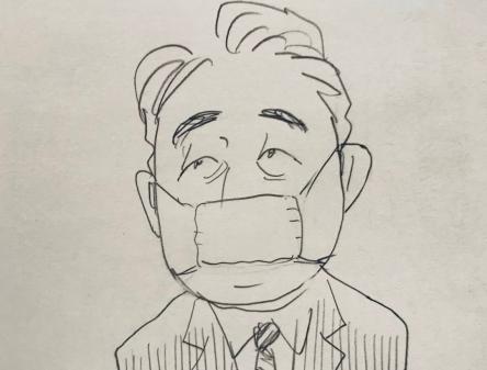 弁護士「漫画家が総理大臣の風刺画を描いただけで怒る人がいる社会やばすぎる」⇒「総理や日本への悪口を言い続けてる連中にいい加減キレてるって気づかないのか?」