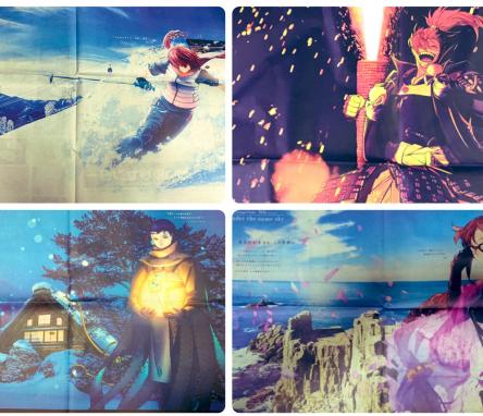 『FGO 5周年』で新潟・愛知・岐阜・福井・富山・石川県の新聞に広告が掲載!!  めっちゃ気合入ってる
