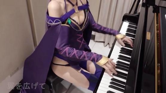 例の「おっぱいピアノ」 YouTubeさんのご尊顔流出wwwwwwww