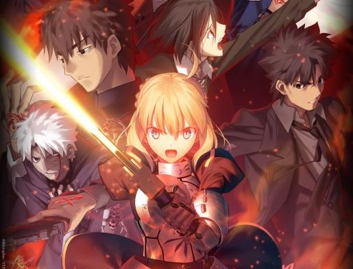 【悲報】Fateのアニメ、色々やったけど、結局9年前の『Zero』を超えられない