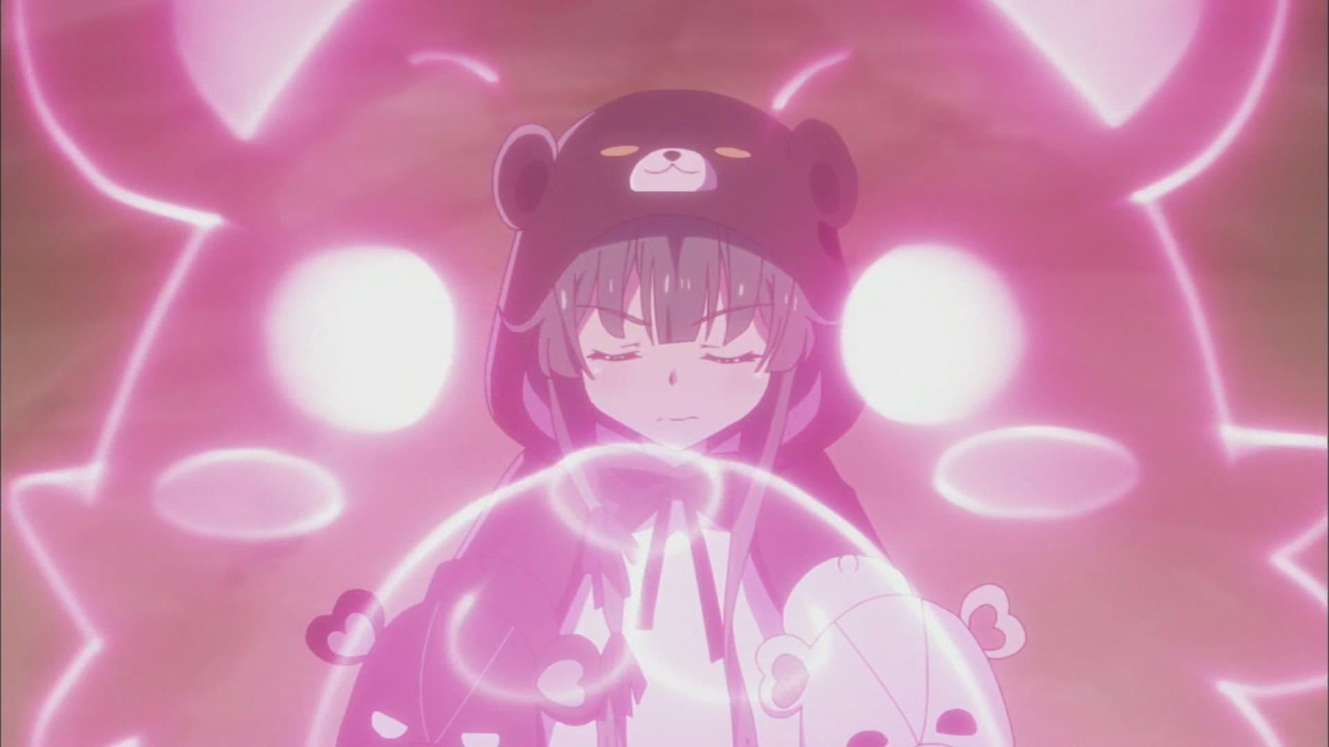 『くまクマ熊ベアー』4話感想・・・今回は泣けたな(´;ω;`) ユナちゃんもう何でもありになってきた!