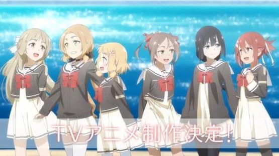 【朗報】TVアニメ3期『結城友奈は勇者である 大満開の章』制作決定きたああ!!!