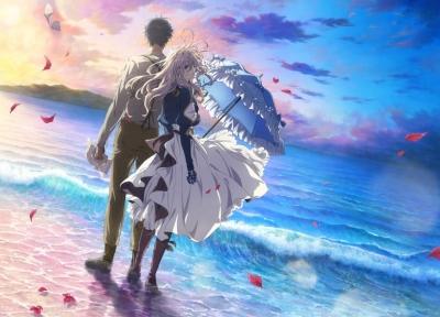 【速報】京アニの映画「ヴァイオレット・エヴァーガーデン」公開5日で興収5,6億円 ヤバすぎワロタwww
