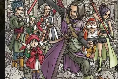 【悲報】国民的RPG「ドラゴンクエスト」の最新作、ひっそりと今日発売・・・
