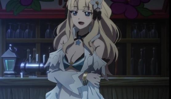【朗報】アニメ『プリコネRe』作画が悪かった水着サレン、円盤で修正されて神サレンになる