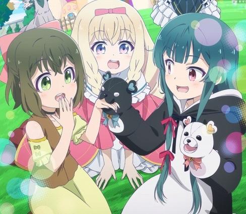 なろうアニメ『くまクマ熊ベアー』10月放送決定、新ビジュ・PV公開! 追加キャスト:日高里菜、富田美憂、天野聡美