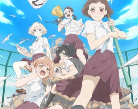 アニメ化もした『荒ぶる季節の乙女どもよ。』がTVドラマ化決定wwww