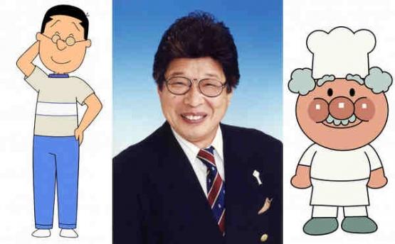 【訃報】声優の増岡弘さん、83歳で死去・・・・マスオさん、ジャムおじさんの声で親しまれ