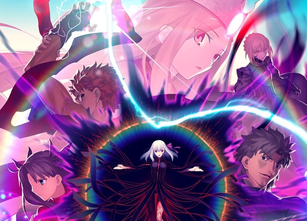 『劇場版 Fate HF3章』初登場1位! 土日の興収は4億7500万円!! 座席数半分でも2章の初動とほぼ変わらないとかすげええええ!!