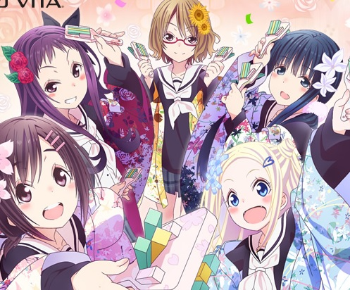 アニメ「ハナヤマタ」7月から再放送が決定! OP曲まじで良かったよね