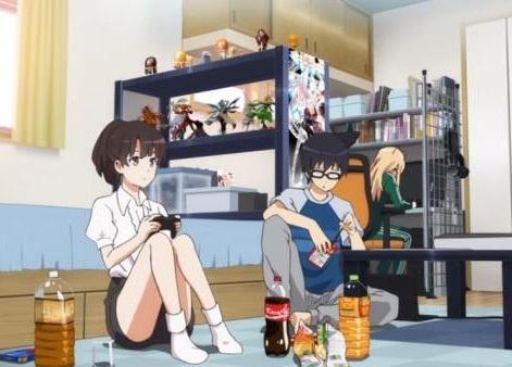 女さん「男ってなんでアニメのフィギュアとか集めるんですか? 見ながら酒を飲むのが最高って言うけど味変わるんですか?」