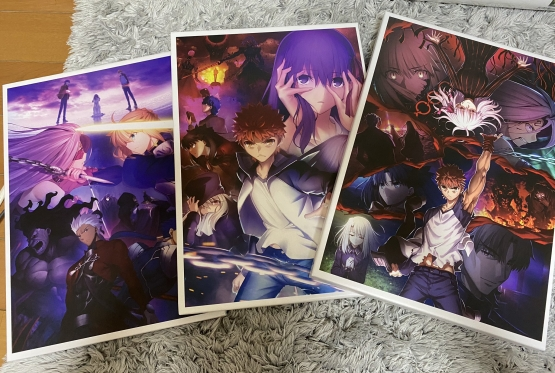 【朗報】映画『Fate HF第3章』初日からほぼ満席完売状態!  物販は密!  凄すぎてエンドロール後に拍手が起きた映画館も!!