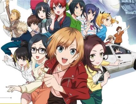 【朗報】アニメ「SHIROBAKO」が全国放送決定! 10月19日よりEテレで放送開始!