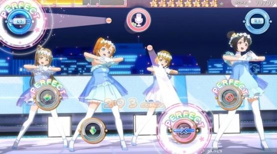 【朗報】アーケード「ラブライブ!スクールアイドルフェスティバル」のPS4版が制作決定!