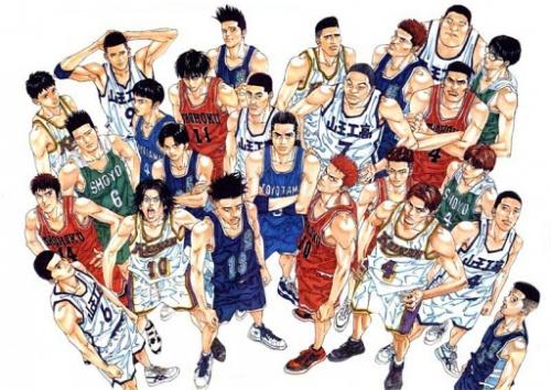 各スポーツ漫画の金字塔、決定する! これは異論ないでしょ?
