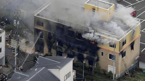 京アニ放火事件を受け、消防がガソリン放火による大規模火災を想定した「火災から命を守る避難の指針」を作成! お前らちゃんと頭に入れとけよ