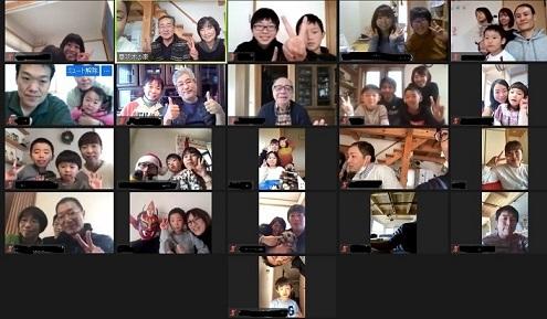 201213息吹木の家ビンゴ大会