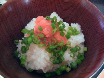 blog CP1 Dinner, Mentaiko Chaduke_DSCN1792-1.10.19.jpg
