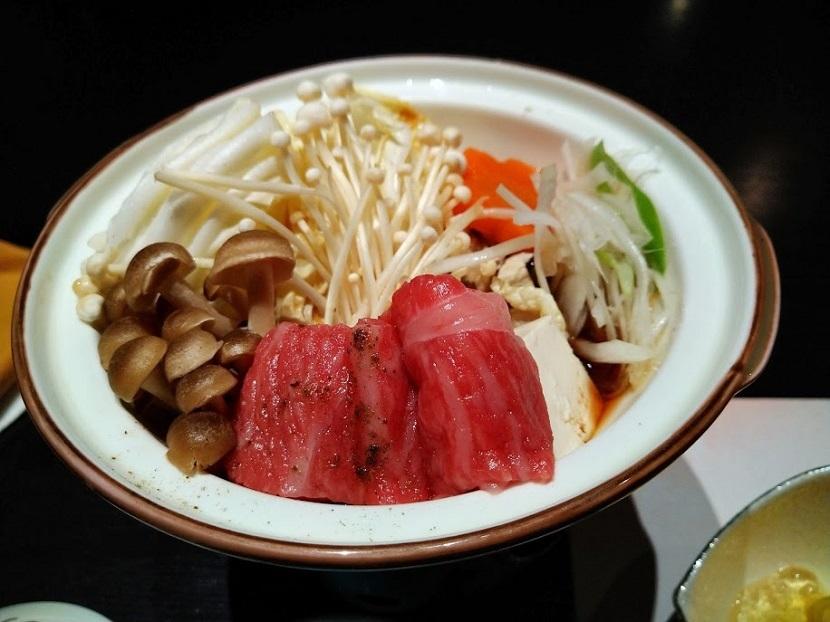 夕食_京会席4 鍋物