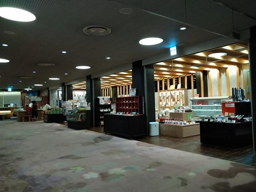 ロビー売店1