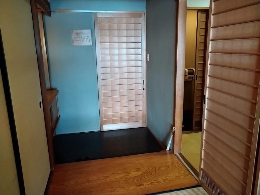 和室 玄関