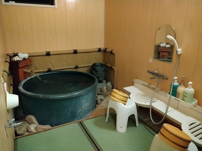 貸切風呂2_浴室
