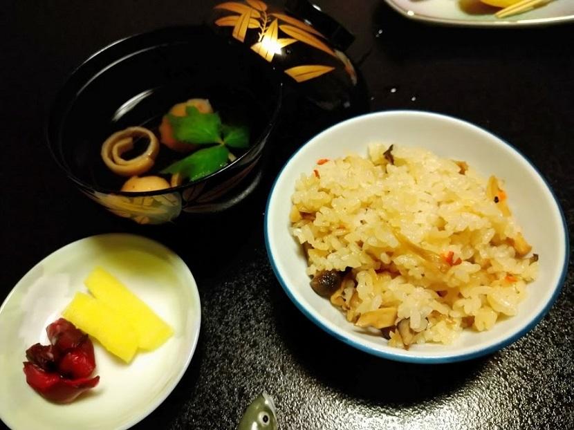 夕食_食事