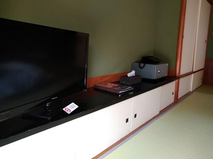テレビ金庫