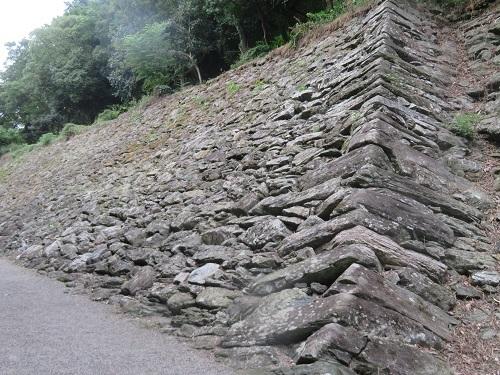 2020 9 16 お城の石垣
