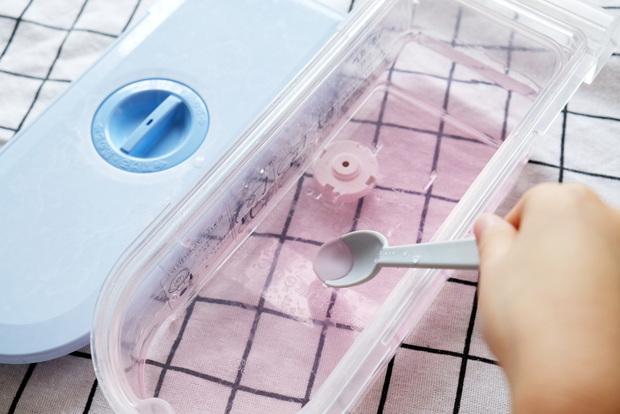 ダイソー・氷クリーン・自動製氷機洗浄剤④
