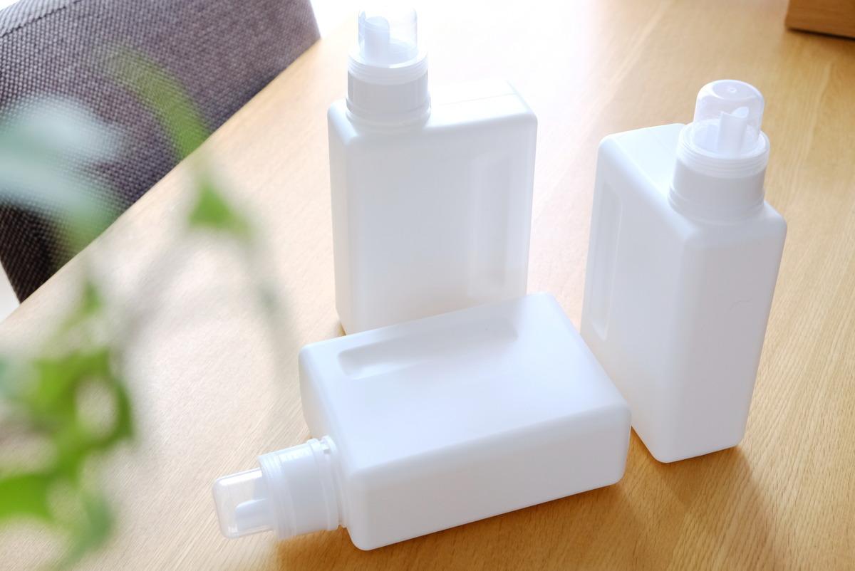 クレスbottle.B-1000ml・ブック型・洗剤詰め替えボトル②