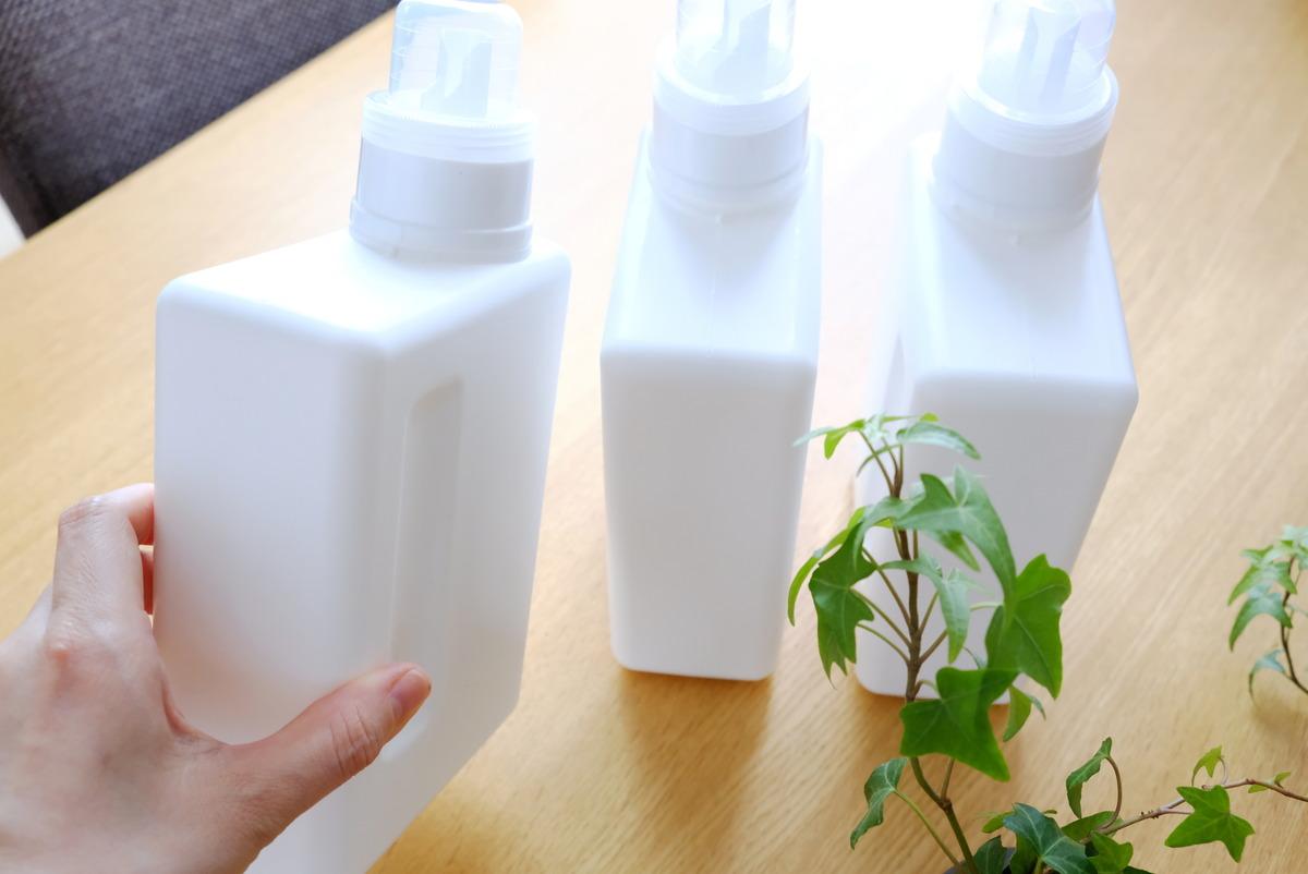 クレスbottle.B-1000ml・ブック型・洗剤詰め替えボトル③