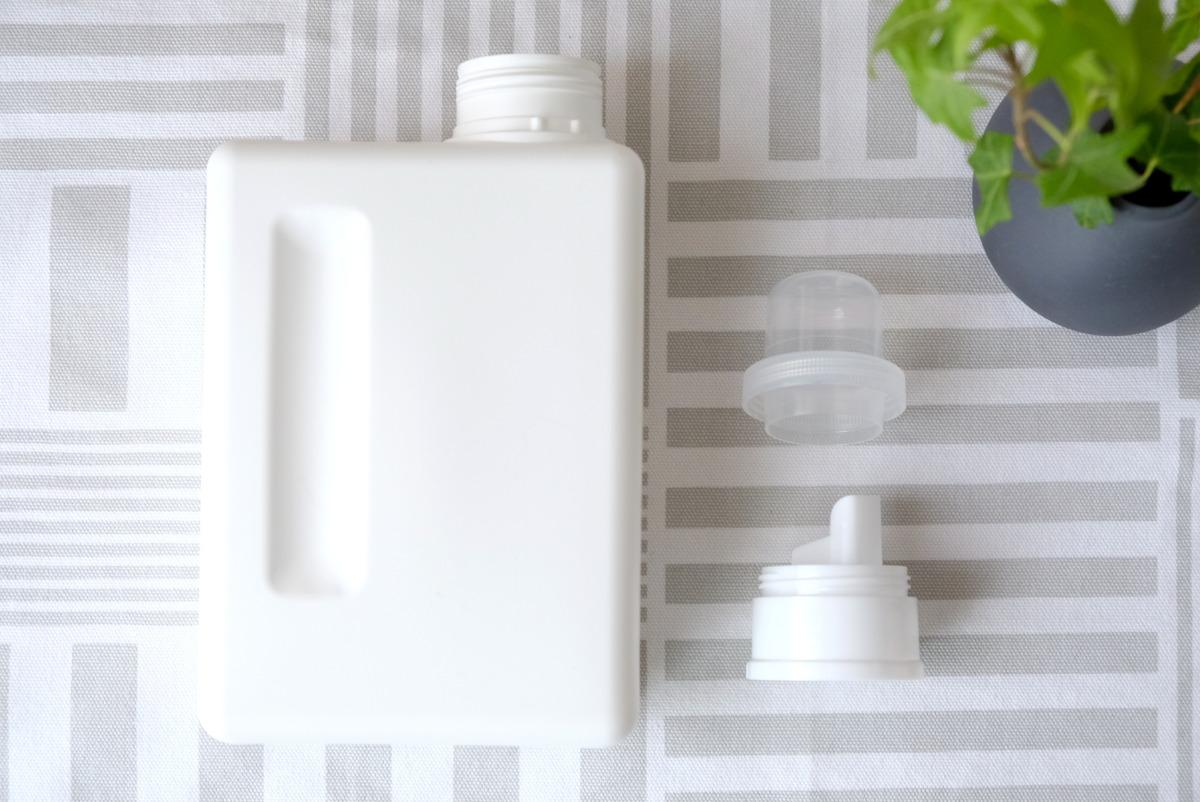 クレスbottle.B-1000ml・ブック型・洗剤詰め替えボトル④
