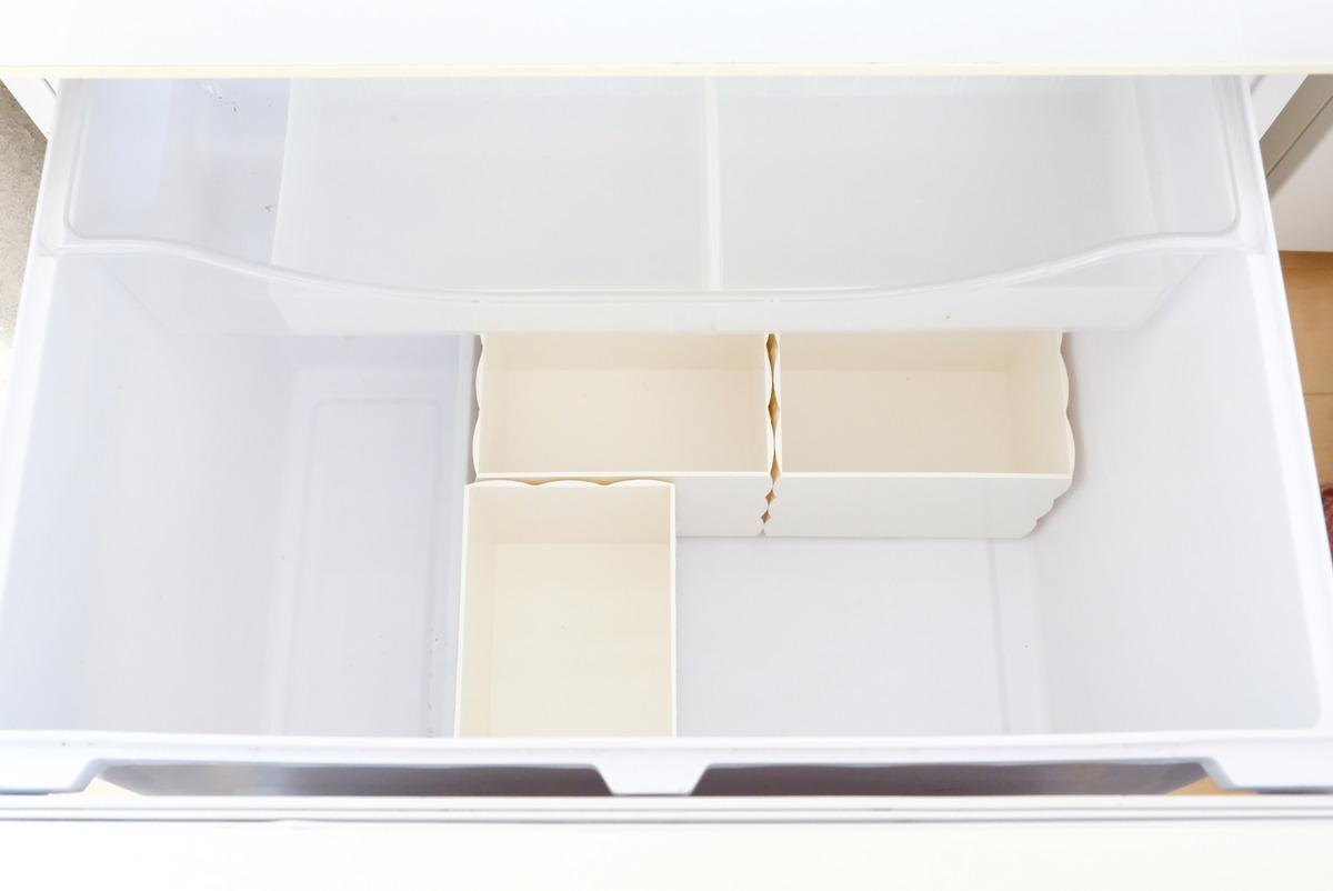 冷蔵庫・野菜室①