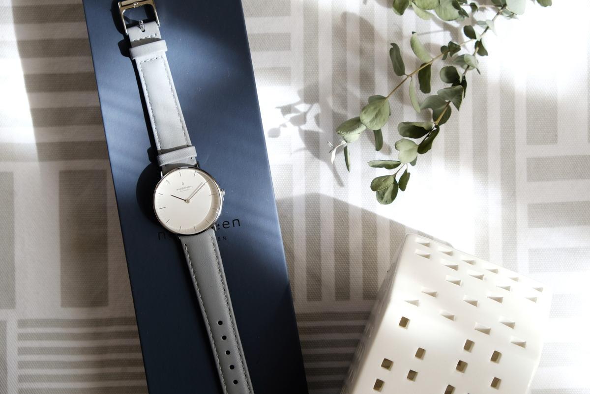 Nordgreen(ノードグリーン)・腕時計・Native①