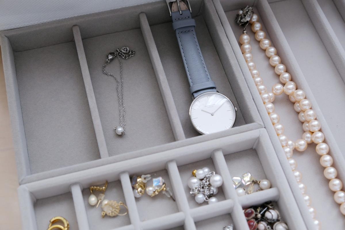 Nordgreen(ノードグリーン)・腕時計・Native・キャンドゥ・アクセサリートレイB・収納①
