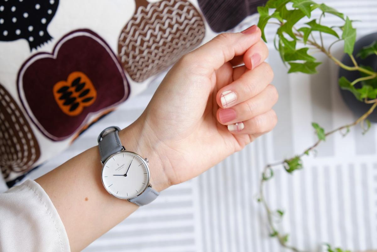 Nordgreen(ノードグリーン)・腕時計・Native・着画①
