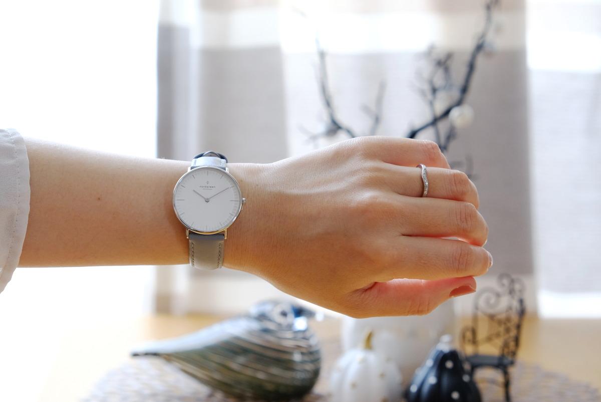 Nordgreen(ノードグリーン)・腕時計・Native・着画②
