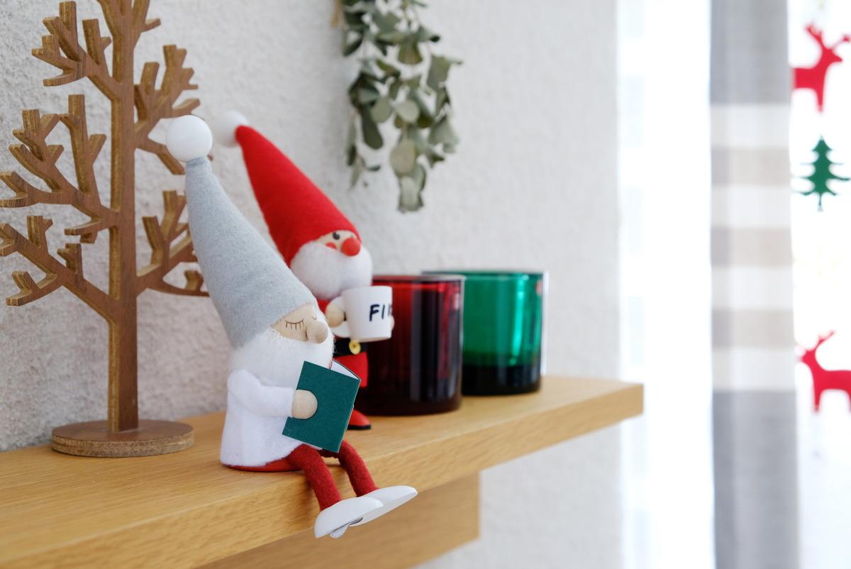 2020クリスマス・ノルディカニッセ・居眠りサンタ①