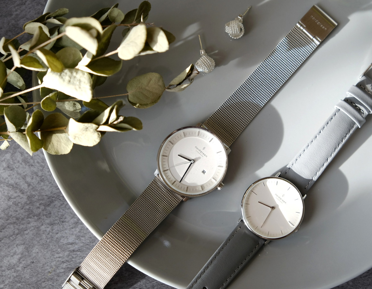 Nordgreen(ノードグリーン)・Philosopher・Native・腕時計①