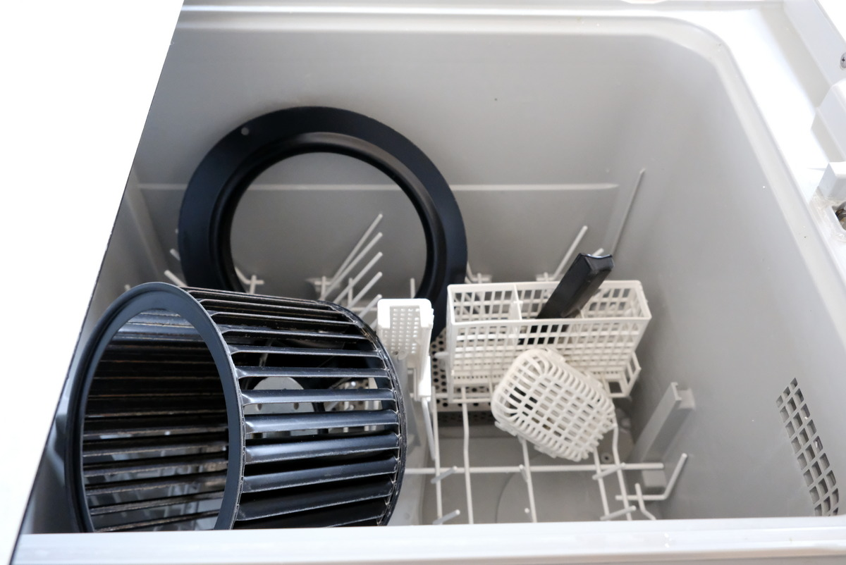 キッチン・換気扇掃除・食洗機①