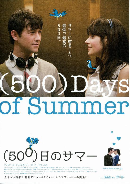 No1765 『(500)日のサマー』